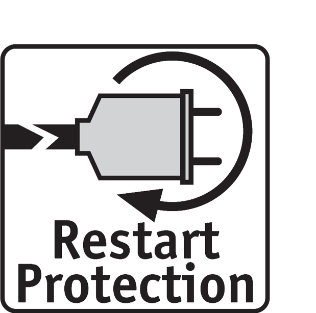 Ochrona przed ponownym rozruchem