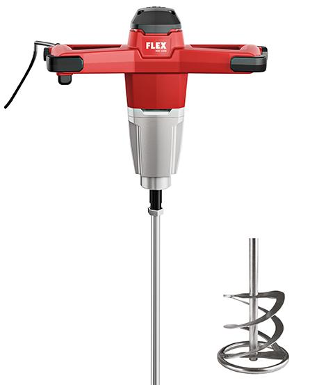 FLEX MXE 1000 + WR2 120 433.179 - 1010 watowa 1–biegowa mieszarka z regulacja prędkości obrotowej